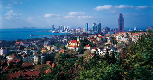 Qingdao: China's sailing city