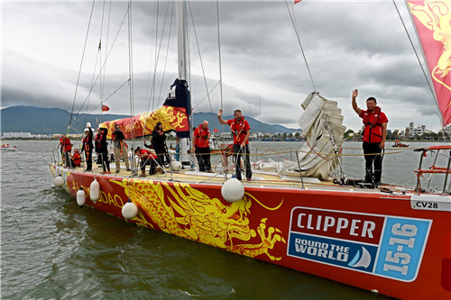 Qingdao crew for Clipper Race opens recruitment