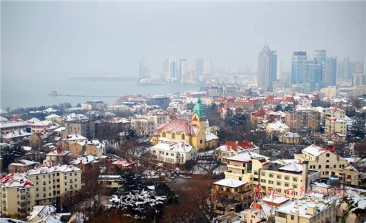 Photographer's nostalgia for Qingdao