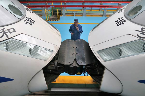CRRC eyes big overseas contracts
