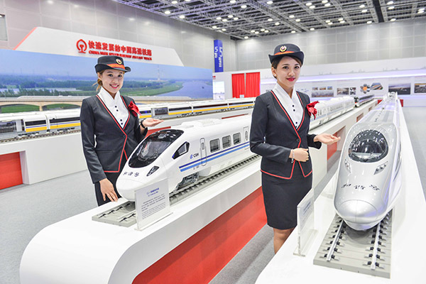 CRRC goes full steam ahead abroad