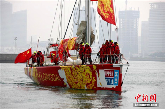 Kobusch to skipper Qingdao in Clipper Round the World Yacht Race