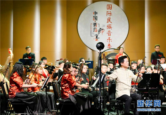 National music festival elates Qingdao