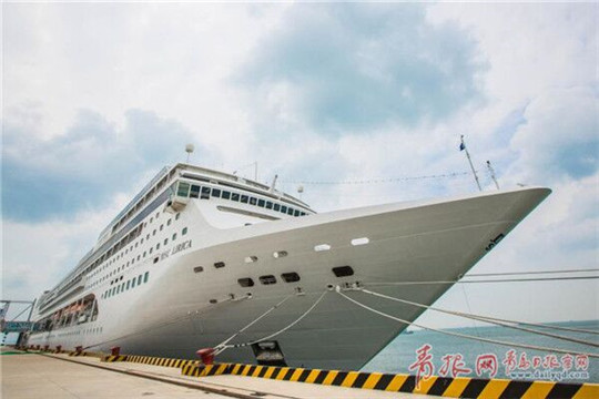 Qingdao cruise tourism enters high season