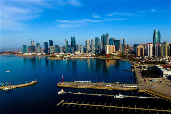 Qingdao Olympic Sailing Center prepares for SCO summit