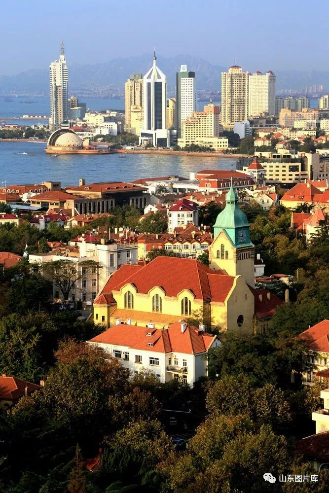 Picturesque Qingdao captured in photos